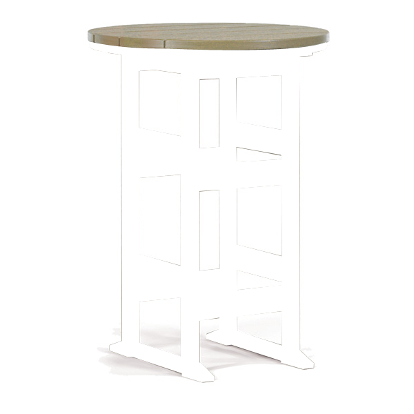 26″ Round Counter Table