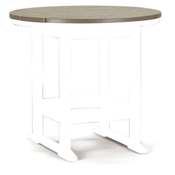 26″ Round Dining Table