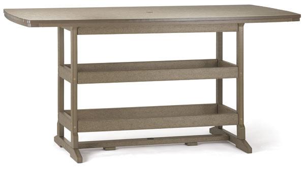 42″ x 84″ Bar Table