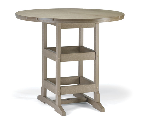 48″ Round Bar Table