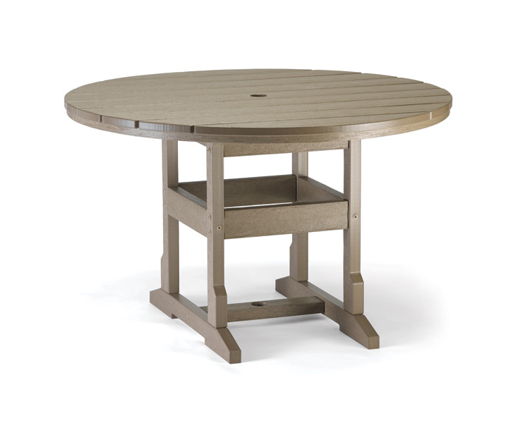 48″ Round Dining Table