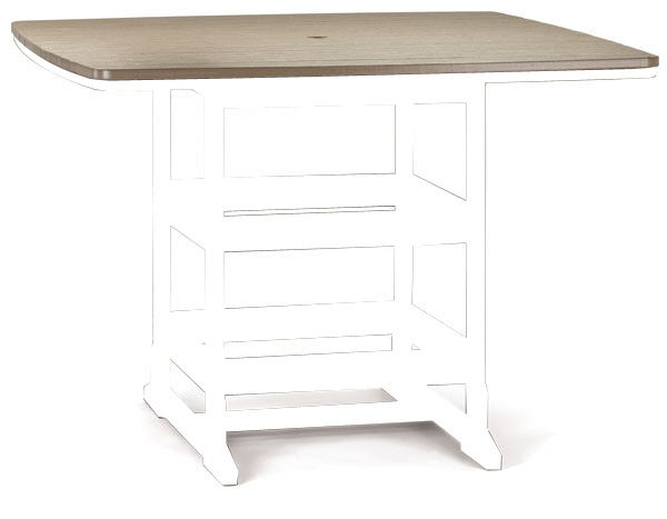 58″ x 58″ Bar Table