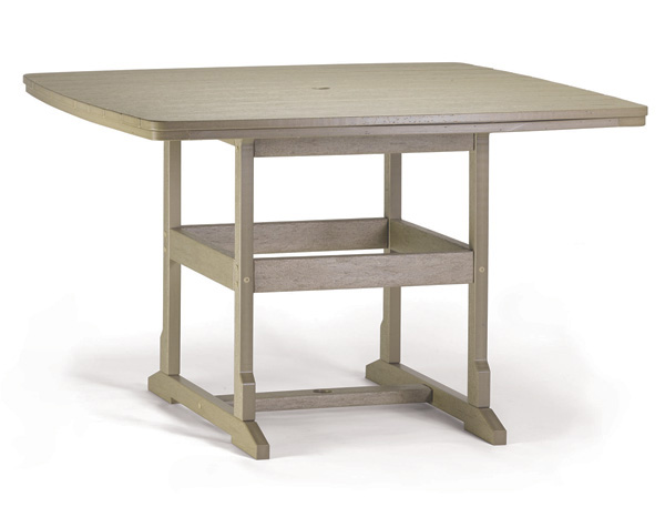 58″ x 58″ Counter Table