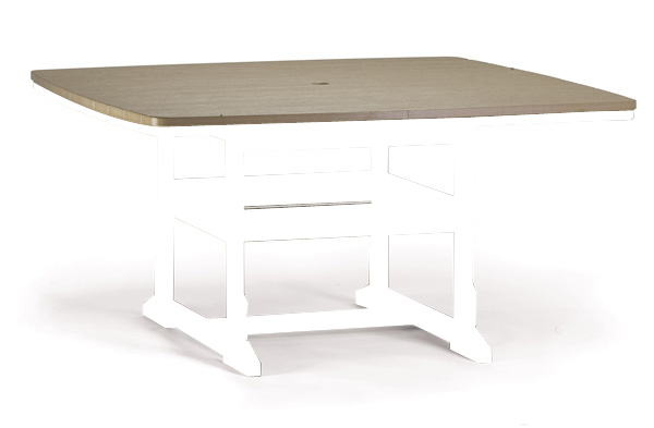 58″ x 58″ Dining Table
