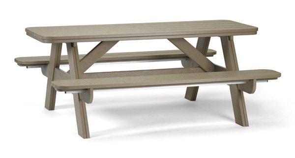 6′ Picnic Table