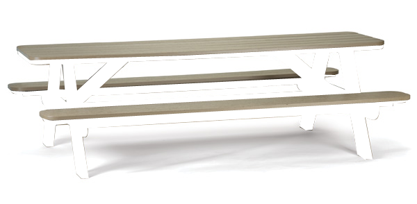 8′ Picnic Table