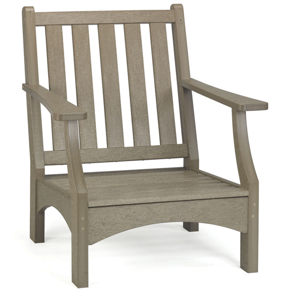 Piedmont Lounge Chair (Frame Only)