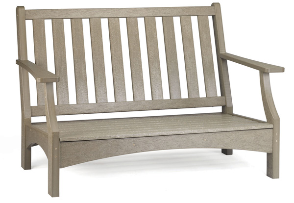 Piedmont Love Seat (Frame Only)