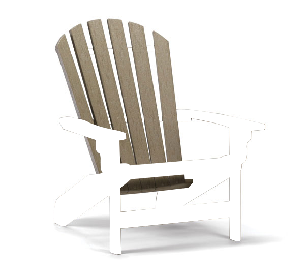 Coastal Adirondack Chair