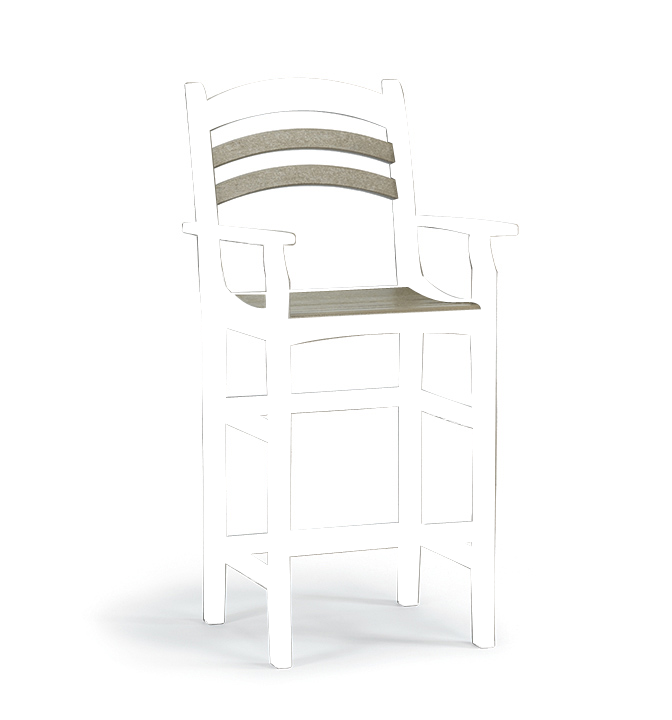 Avanti Bar Captain's Chair