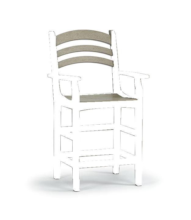 Avanti Counter Captain's Chair