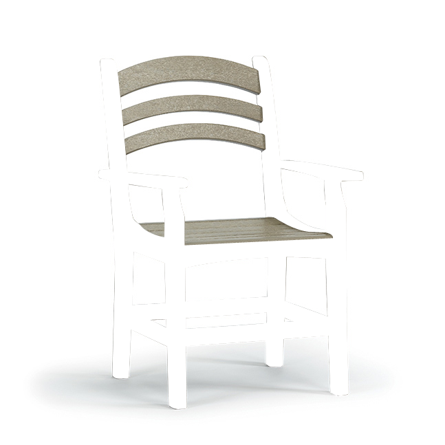 Quick Ship Avanti Dining Captain's Chair