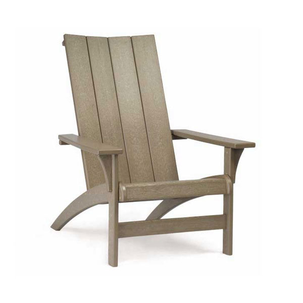 Quick Ship Contemporary Adirondack