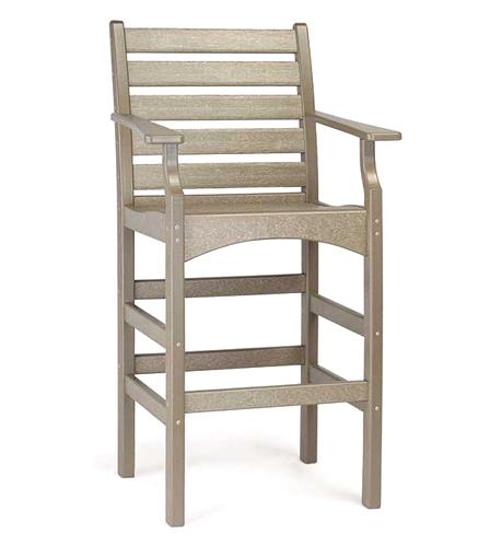 Piedmont Captain's Bar Chair