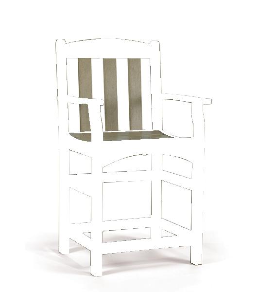 Skyline Captain's Counter Chair