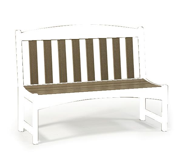 Skyline Park Bench