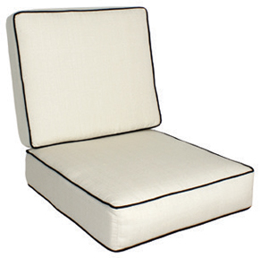 Piedmont Seat & Back Cushion