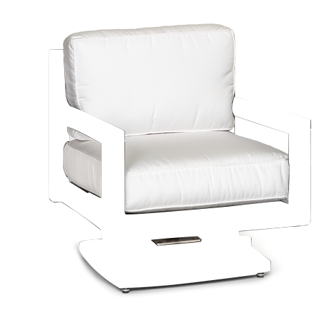 Palm Beach Club Swivel Rocker